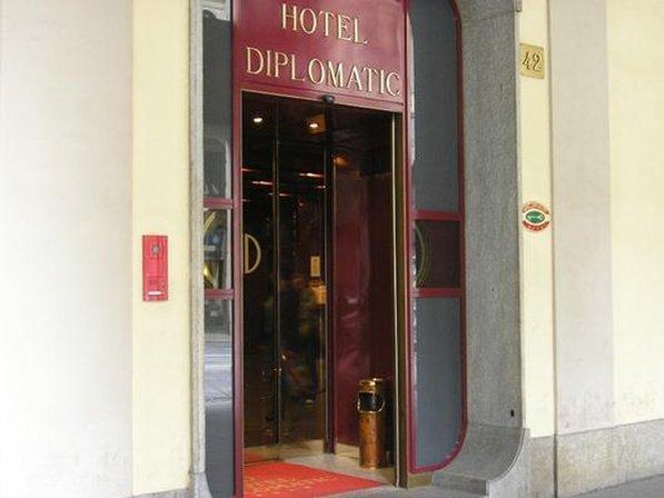 ディプロマティック ホテル トリノ