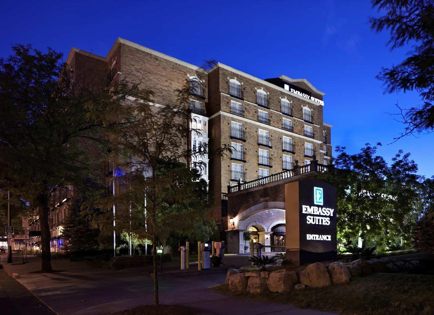 Embassy Suites by Hilton St. Paul - Downtown