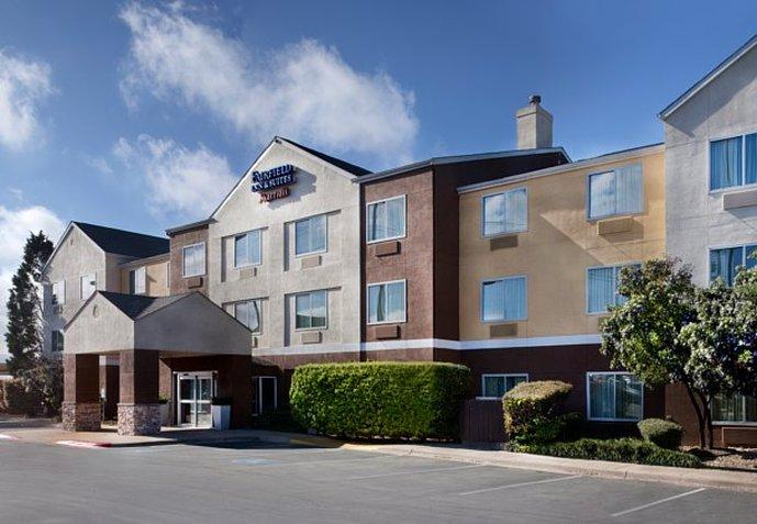 Fairfield Inn and Suites Austin - University Area