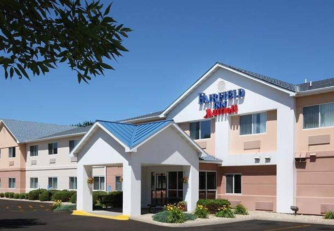Fairfield Inn Minneapolis Coon Rapids