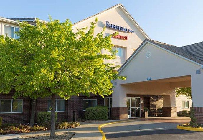 Fairfield Inn Roseville Galleria Mall/Taylor Road