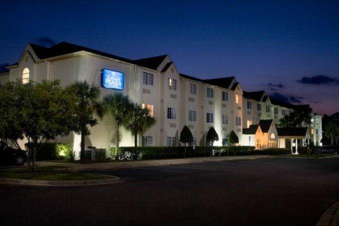 โรงแรมแจ๊คสันวิลล์พลาซาแอนด์สวีต