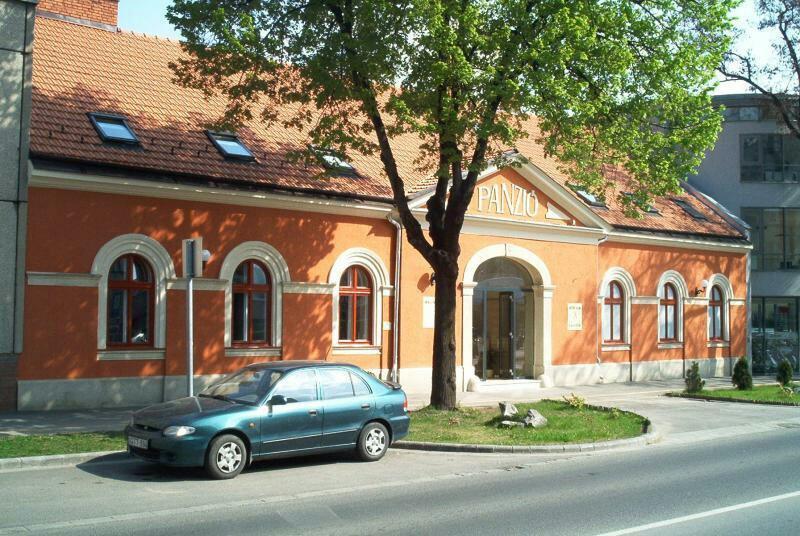 Atrium Panzio