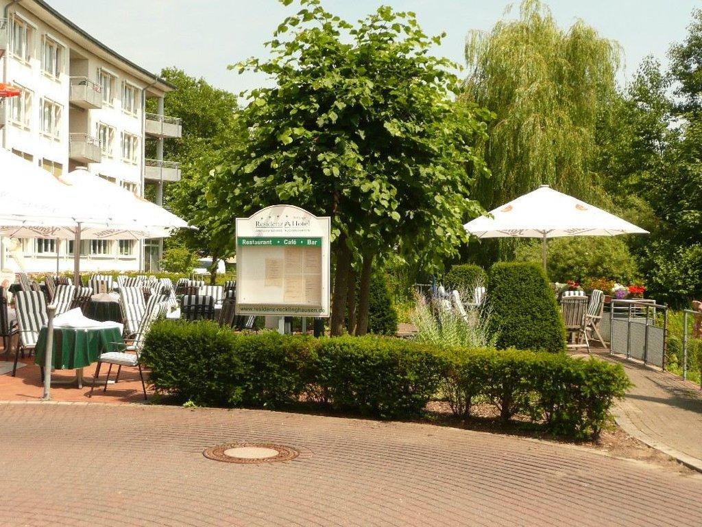 Top hotel am festspielhaus recklinghausen updated 2017 for Terrace hotel restaurant