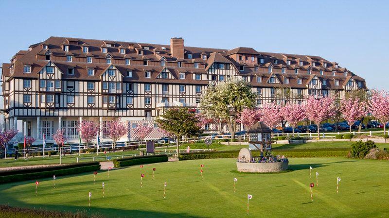 호텔 뒤 골프 배리에