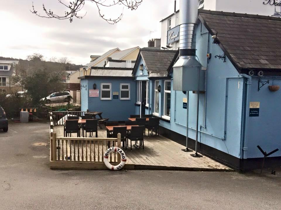 The Boatyard Inn