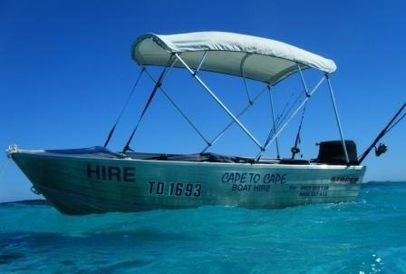 Cape to Cape Boat Hire