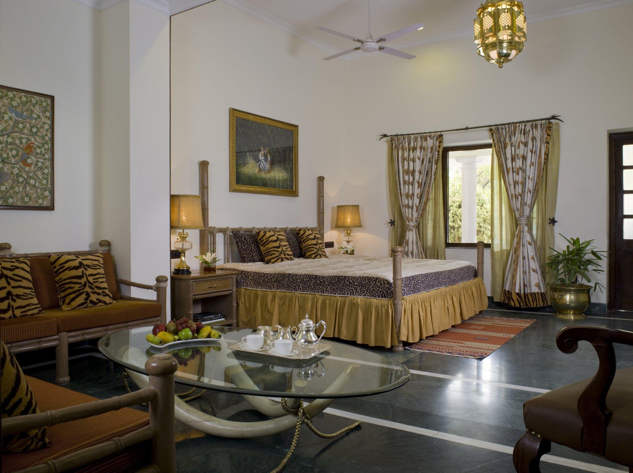 Vivanta by Taj - Sawai Madhopur Lodge