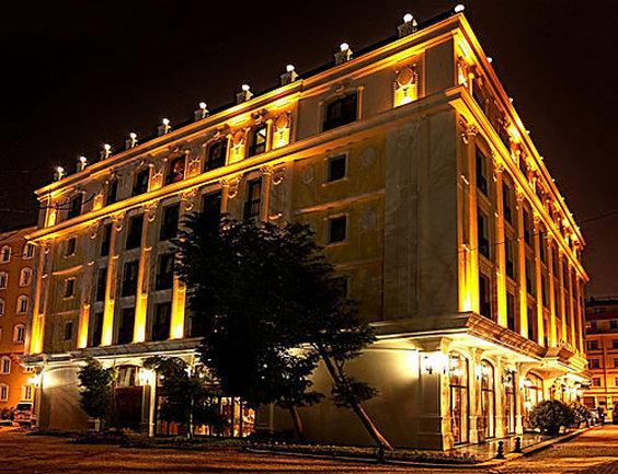 โรงแรมโกลเดน ฮอร์น สุลต่านอาห์เมต