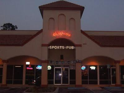 HALFTIME SPORTS PUB