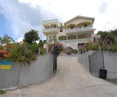 Zamaca' Saint Lucia