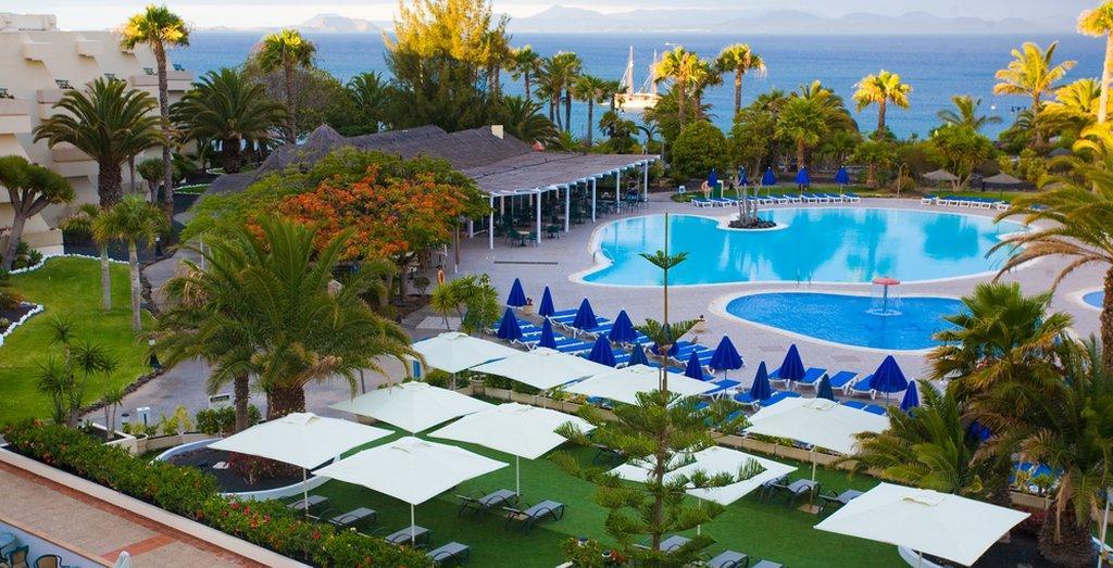 赫斯珀里亞金色海灘酒店