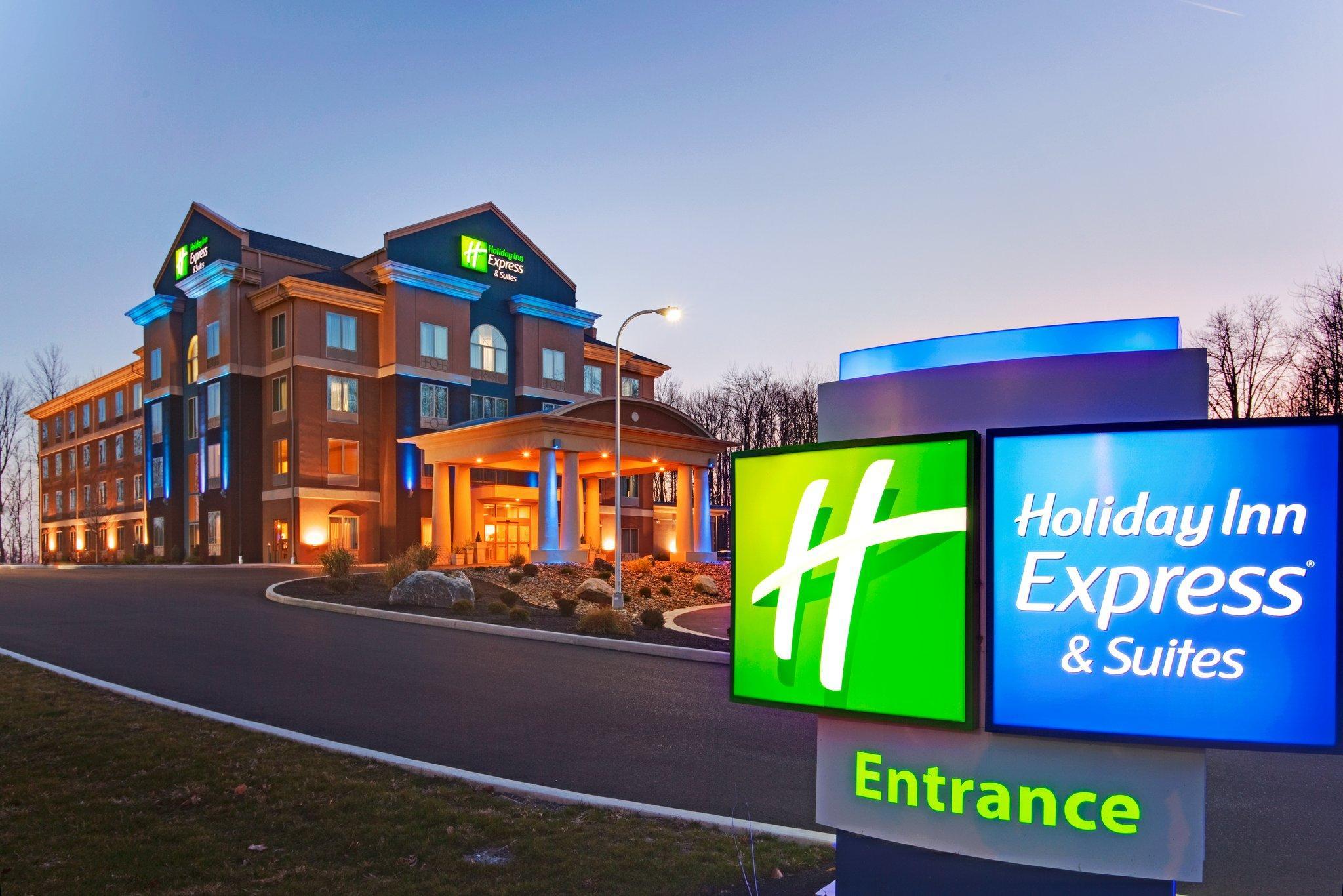 Holiday Inn Express Suites Hamburg