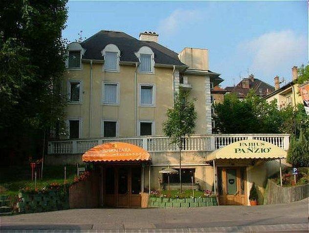 Hotel Fabius Panzio