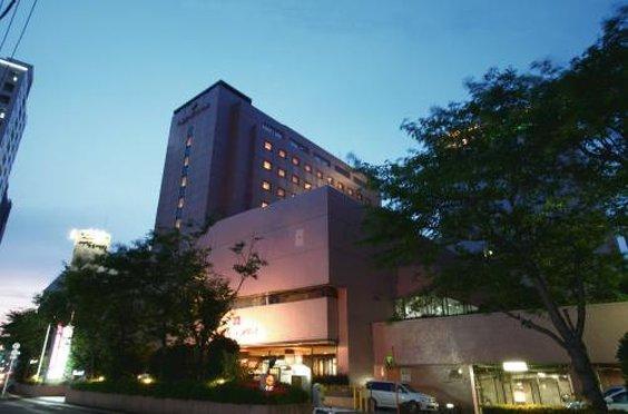 廣島花園宫殿酒店