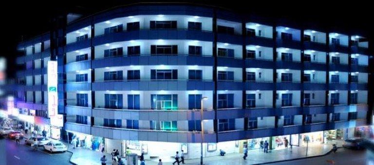 杜拜新星飯店
