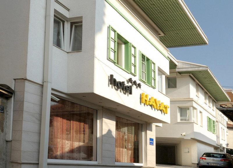 哈雅特飯店