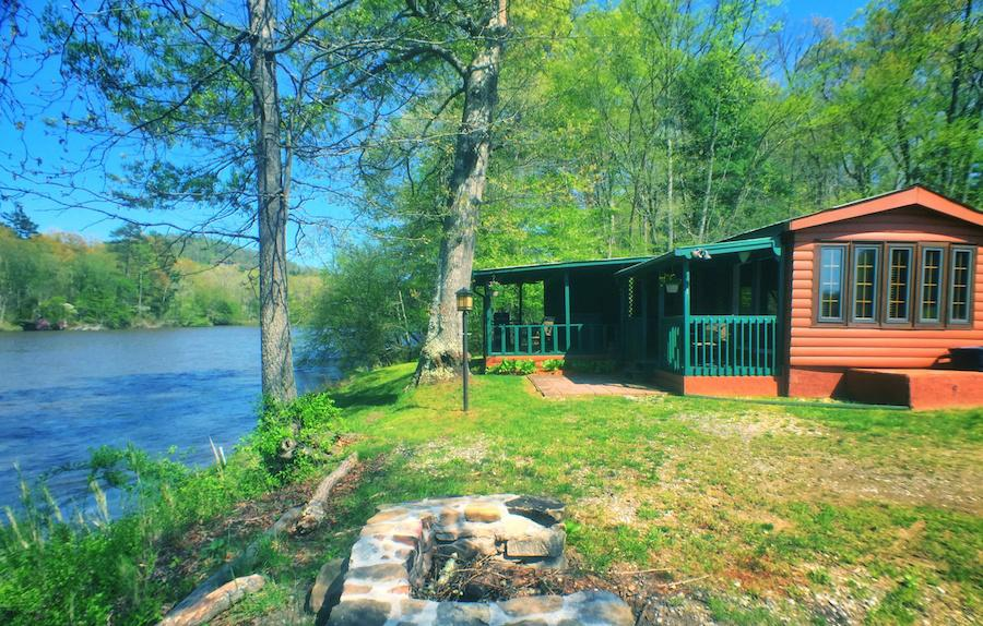 Asheville River Cabins