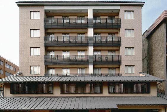 京都四條室町維阿旅社