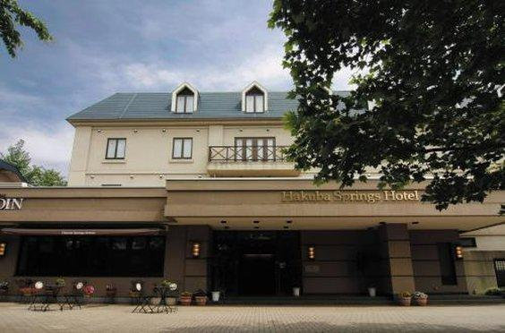 โรงแรมฮาคุบะ สปริงส์