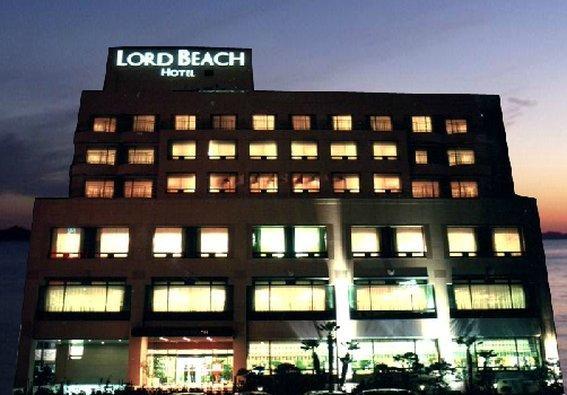Lord Beach Hotel Haeundae