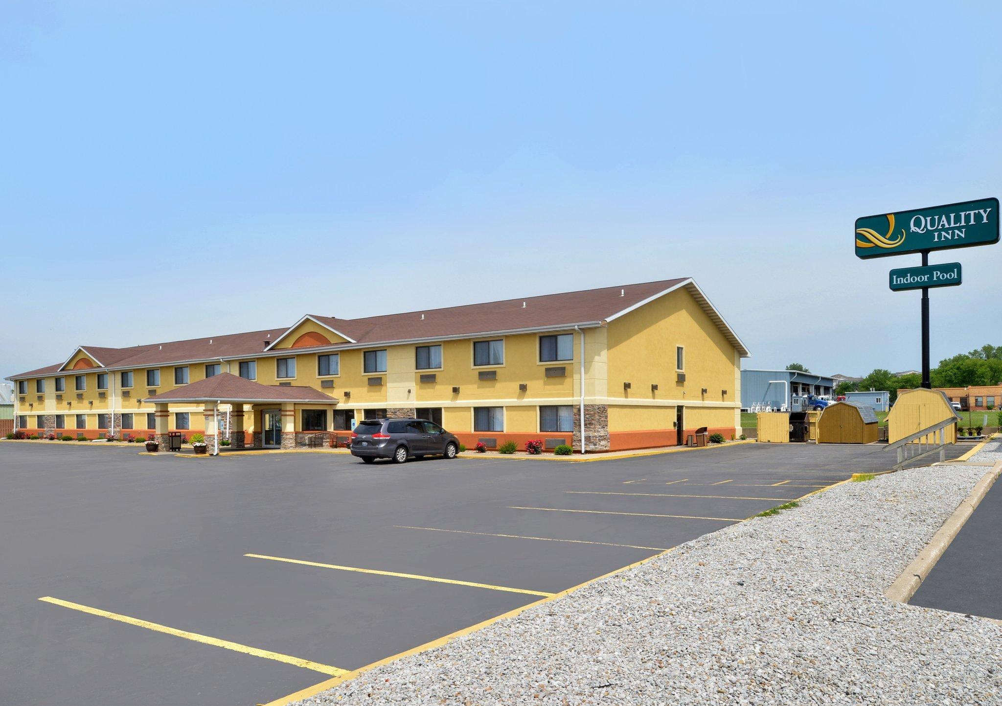 Quality Inn Coralville