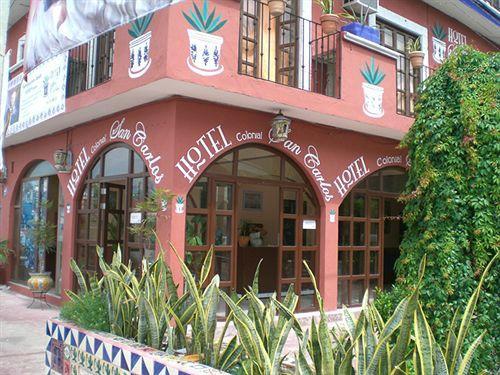 Hotel San Carlos Cancun