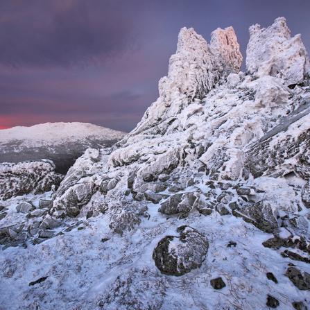 Semichelovechya Mountain