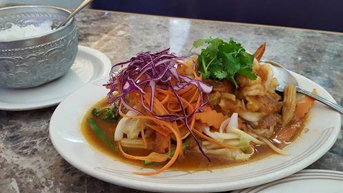 Thai Dish Restaurant