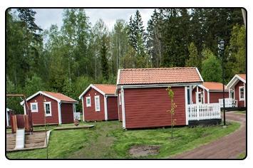 Astrid Lindgrens Värld Stugby och Camping