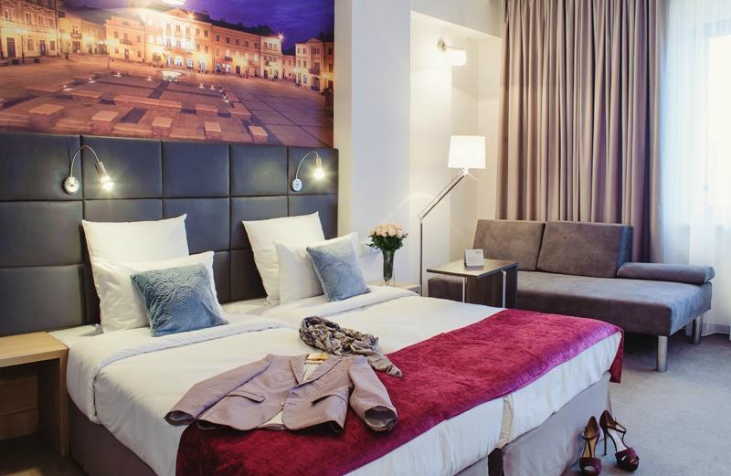 The Mercure Piotrkow Trybunalski Vestil Hotel