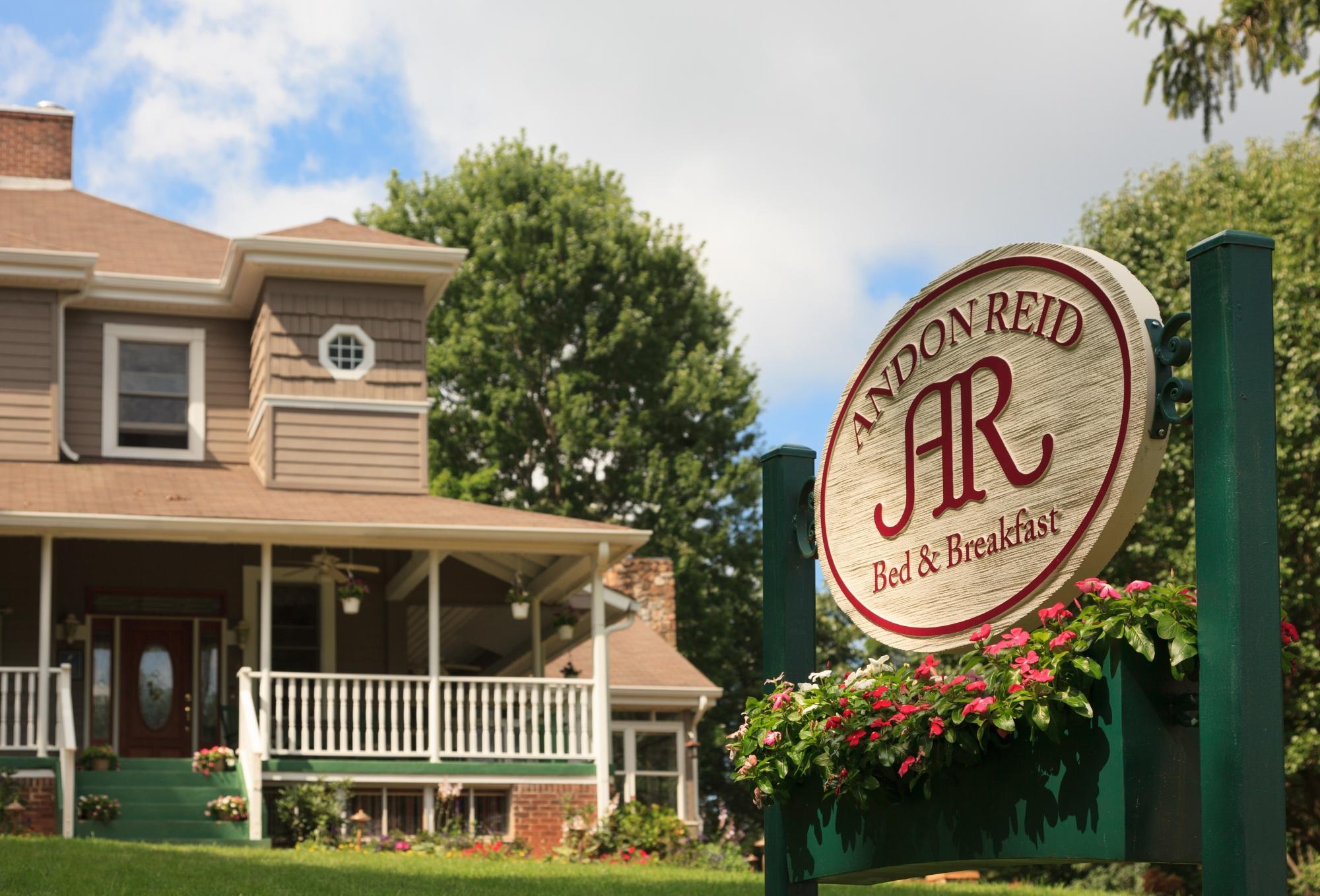 Andon-Reid Inn Bed and Breakfast