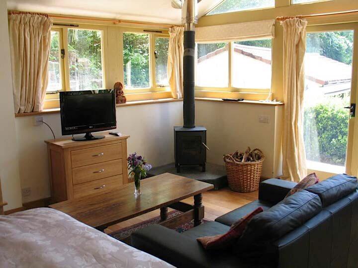 Tree Tops Woodland Lodge