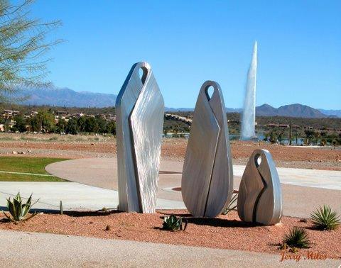 Fountain Hills Public Art Collection