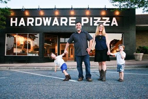 Hardware Pizza