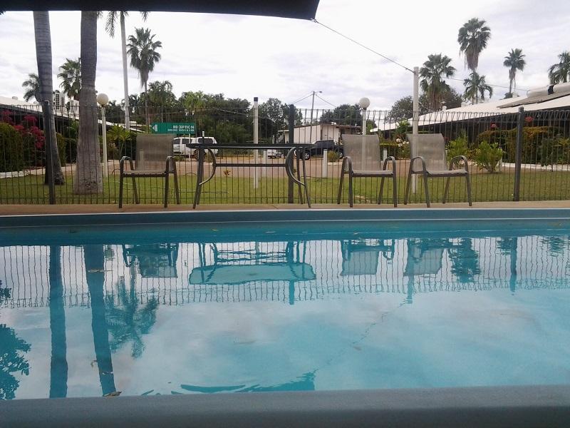 Beagle Motor Inn Katherine Australien Motel