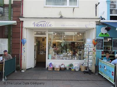 Vanilla Jewellery and Gifts