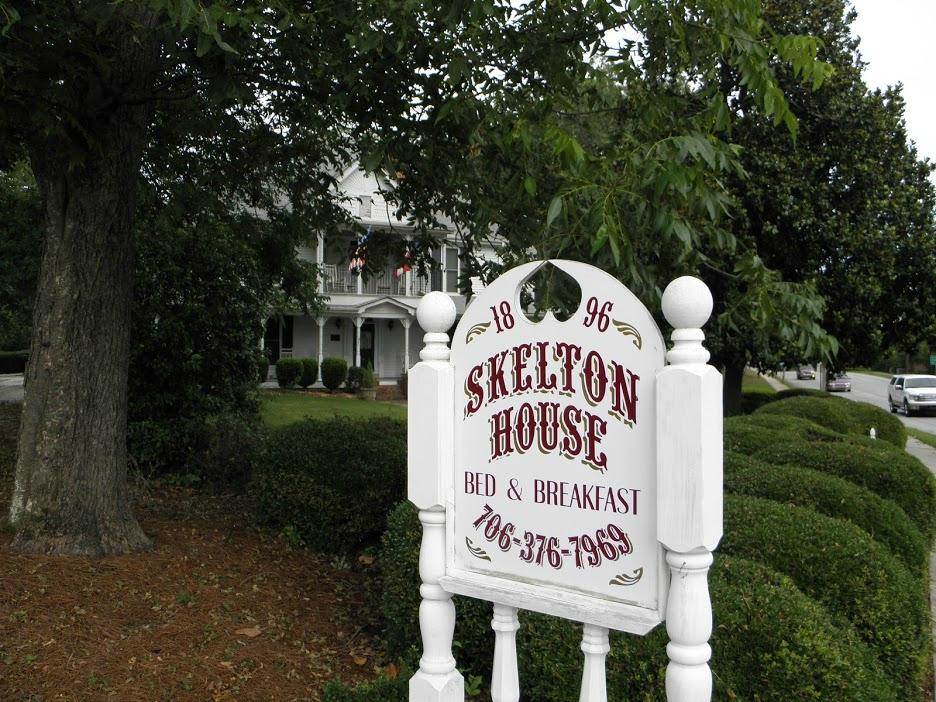 The Skelton House
