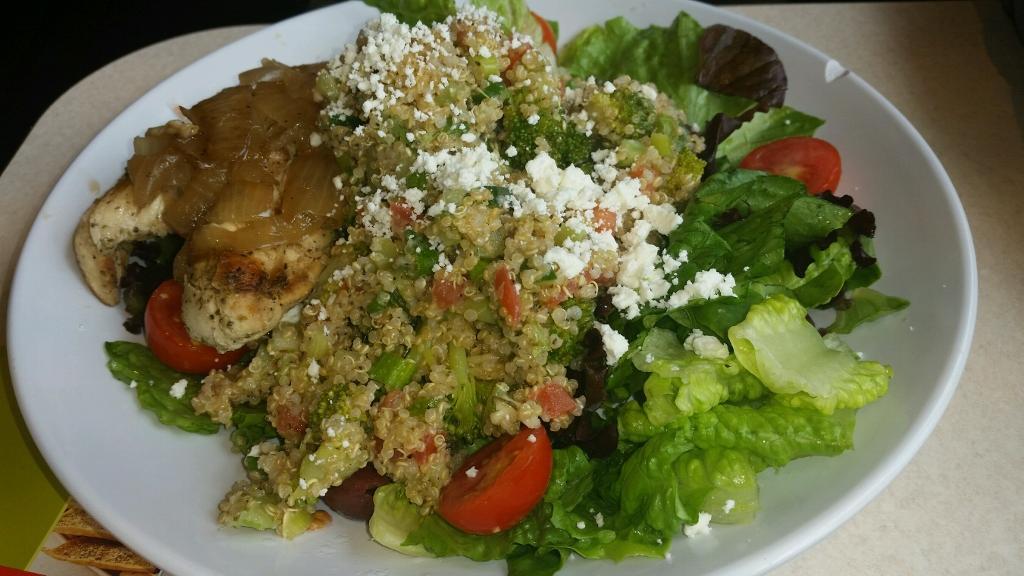 Zoes Kitchen, Richmond - 11801 W Broad St - Restaurant Reviews ...