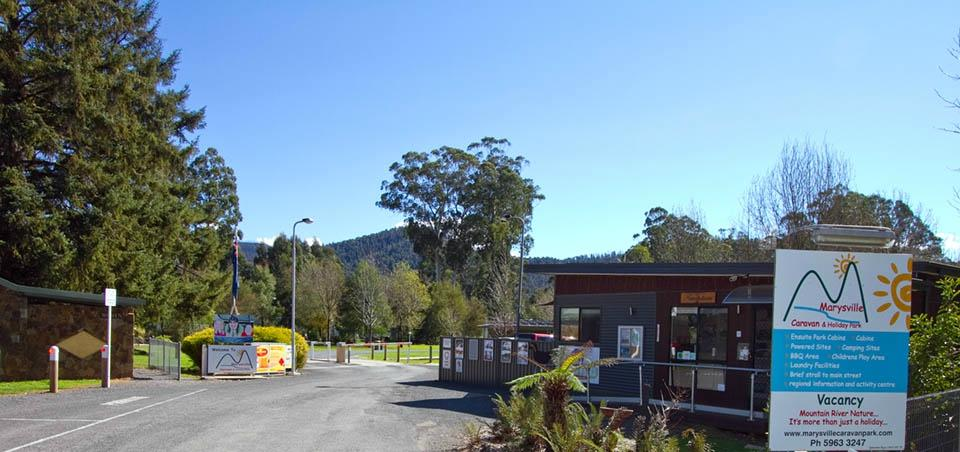Marysville Caravan & Holiday Park