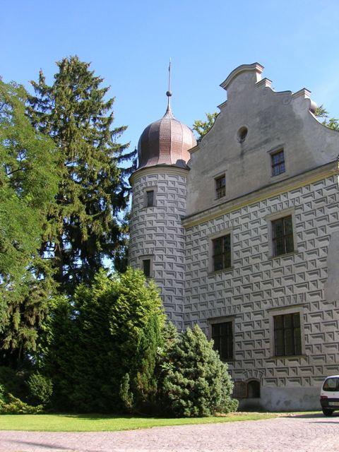 Zamek Tuczno Hotel
