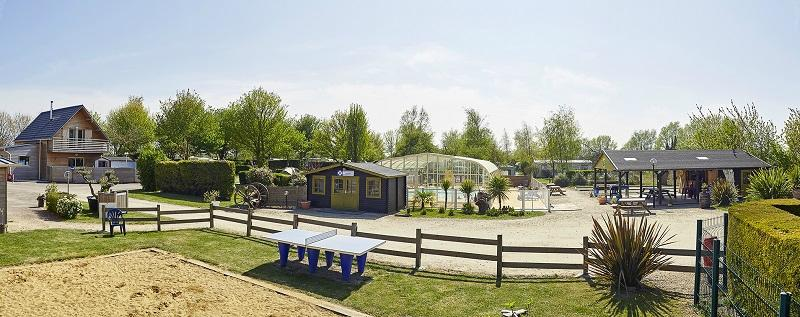 Camping De L'ile Verte