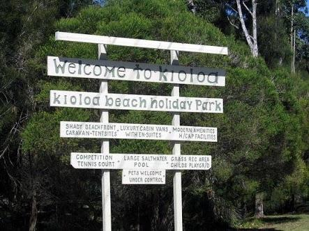 Kioloa Beach Holiday Park