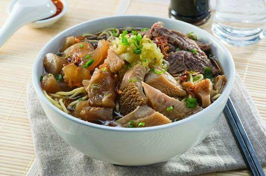 Restaurant Tangkak Beef Noodles