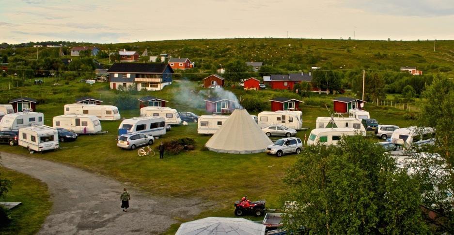Arctic Motel Kautokeino Camping