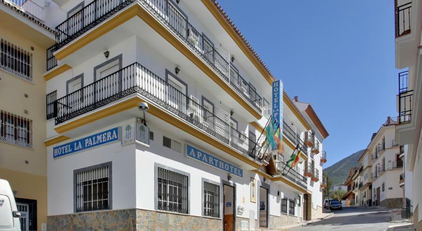 Apart-Hotel La Palmera