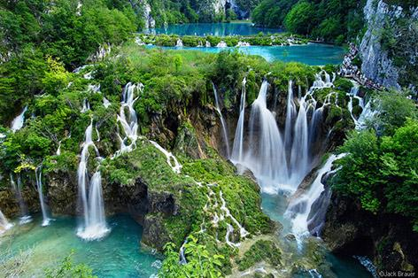 NP Plitvice Lakes Tour from Split
