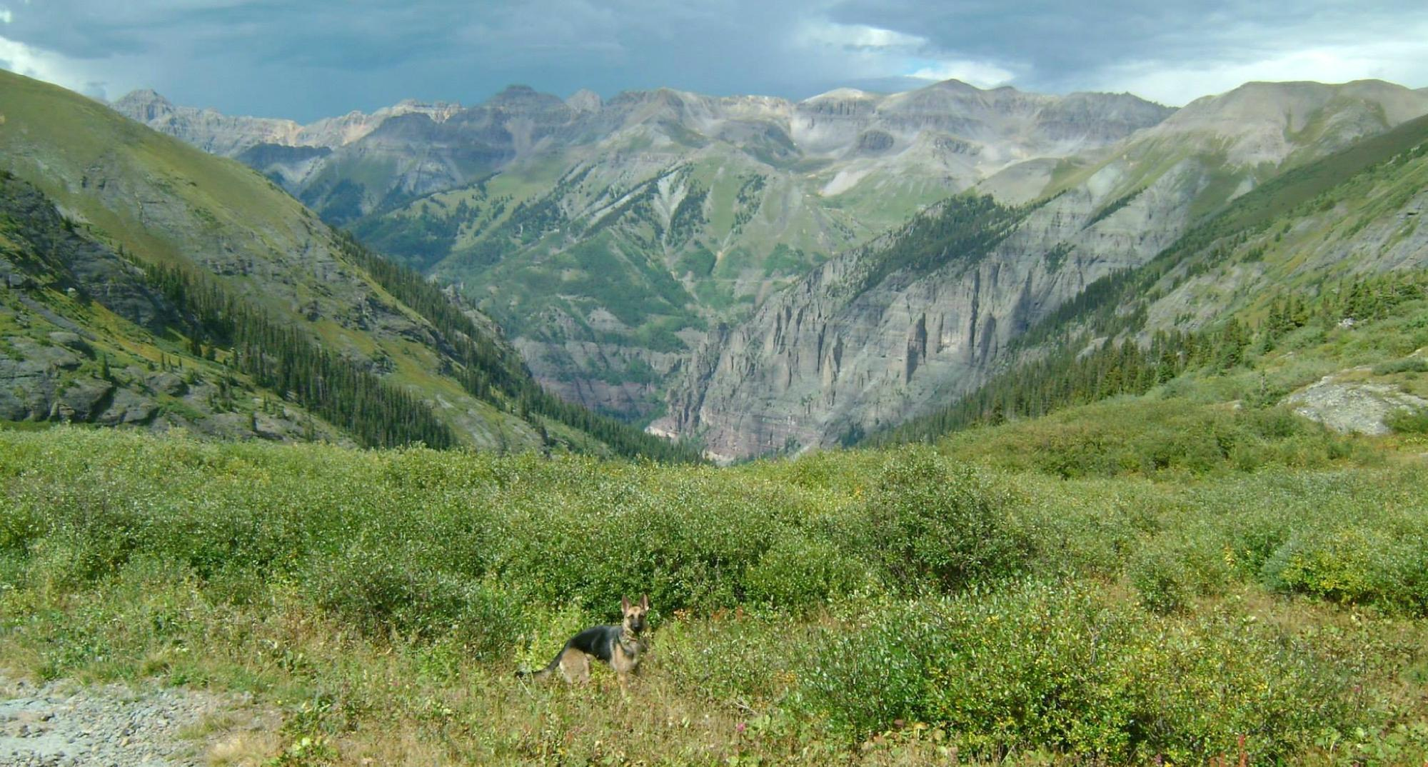 Telluride Colorado Hike