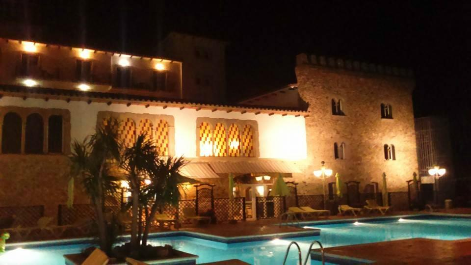 Castell Blanc Hotel