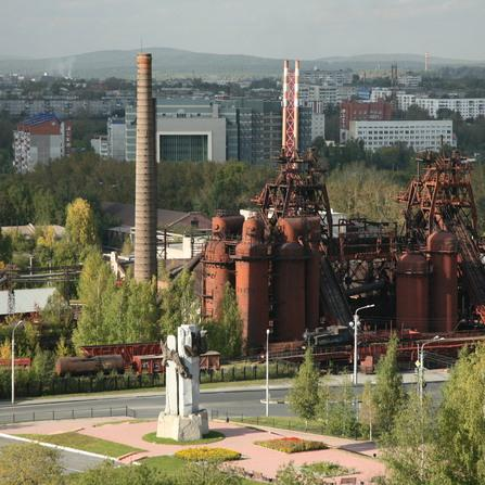 Museum Factory of History of Technology and Ferrous Metallurgy Development